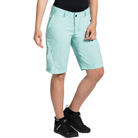 VAUDE Ledro Shorts Women glacier